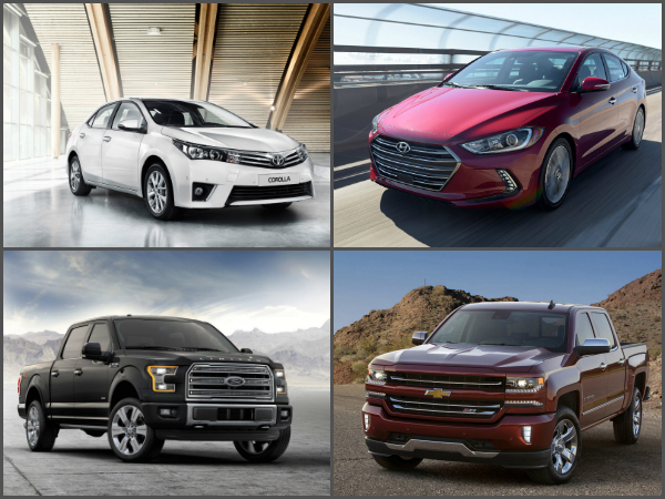 Top 10 Car Manufacturers In The World In 2016 By Sales