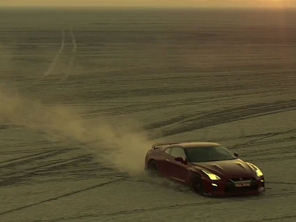 Nissan GT-R Salutes India On Republic Day With A New World Record