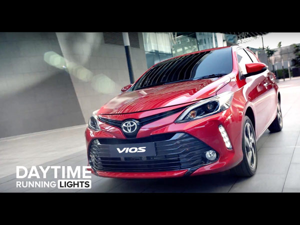2017 Toyota Vios To Be Launched In India By This Year-End