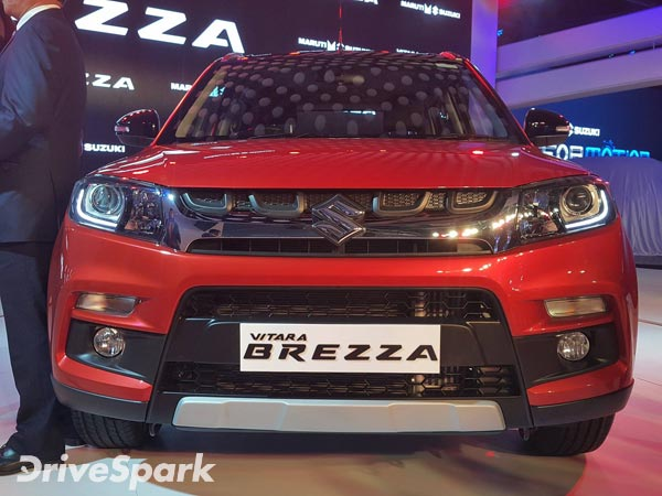 Maruti Suzuki Vitara Brezza Garners A Whopping 2 Lakh Bookings In 11 Months