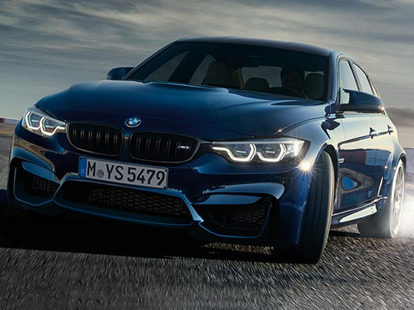 BMW M3 Facelift Revealed — Gets M4's Front End