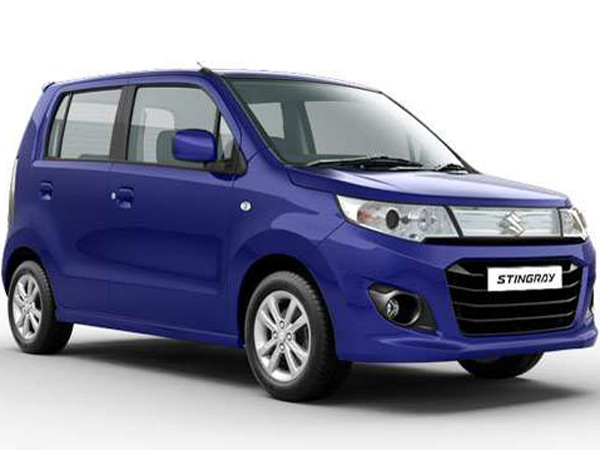 Maruti WagonR VXi+ Launched In India; Prices Start At Rs 4.69 Lakh