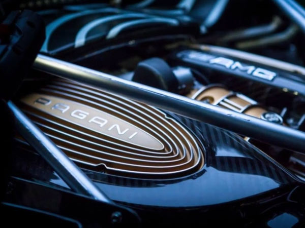 Pagani Huayra Roadster Teaser Image Reveals New Supercar Ahead Of Geneva Debut