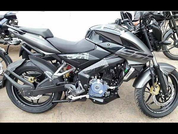 2017 Bajaj Pulsar 200NS Arrives At Dealership; India Launch In February