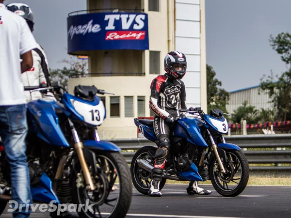 TVS One Make Championship 2016: The Lesson I Learned