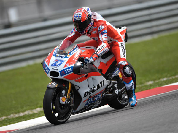 MotoGP Official Test 2017 Casey Stoner Tops The Timesheets