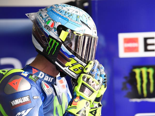 Motogp Official Test 2017 Rossi Says It S Very Good That Stoner