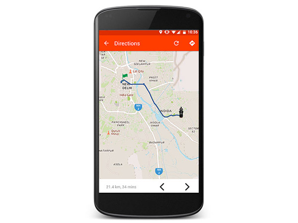 MapMyIndia Launches GPS Tracking Device For Bikes - DriveSpark News
