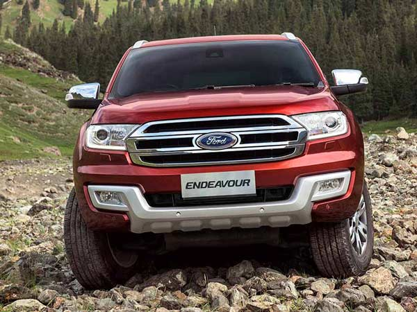 Ford Endeavour Updated With Sync 3 Infotainment System — Find Out What's New