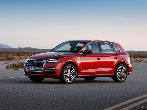 2017 Audi Q5 To Be Launched In India By Mid-2017