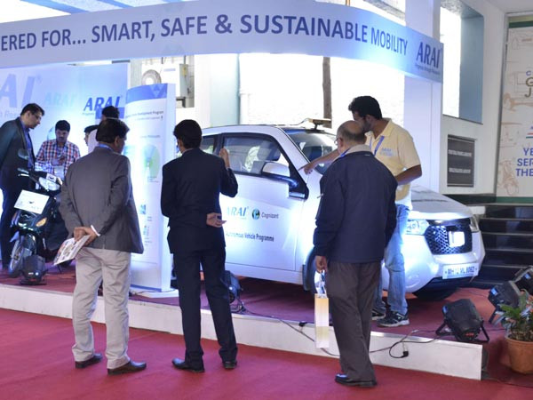 Automotive Research Association of India Reveals Autonomous Car Prototype