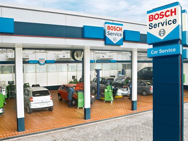 Bosch Inaugurates Its First Fully Owned Car Service Centre in Bengaluru