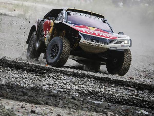 Dakar 2017: Best Of Action From Week One