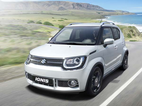 Maruti Suzuki Ignis Bags 6000 Bookings In Two Weeks