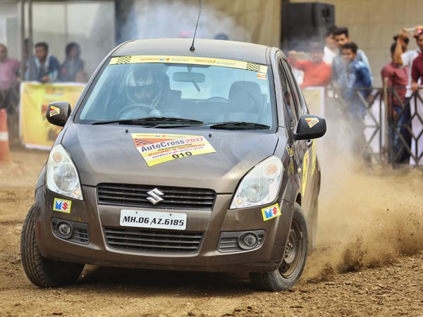 Maruti Suzuki Autocross Championship To Be Held In Mumbai