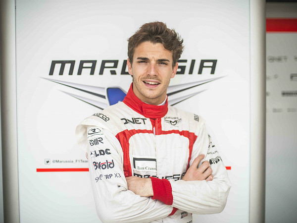 Nice To Have A Street Named After Jules Bianchi