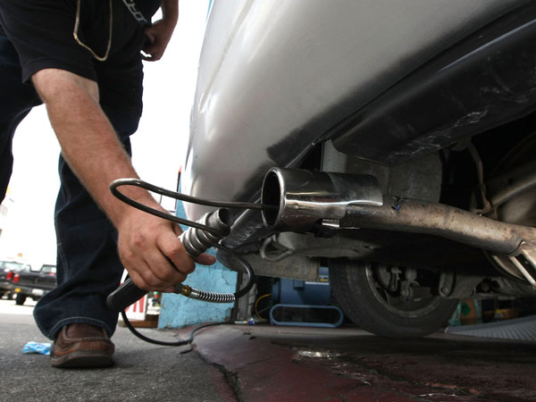 On-Road Emission Tests Will Be Mandatory In India From 2020