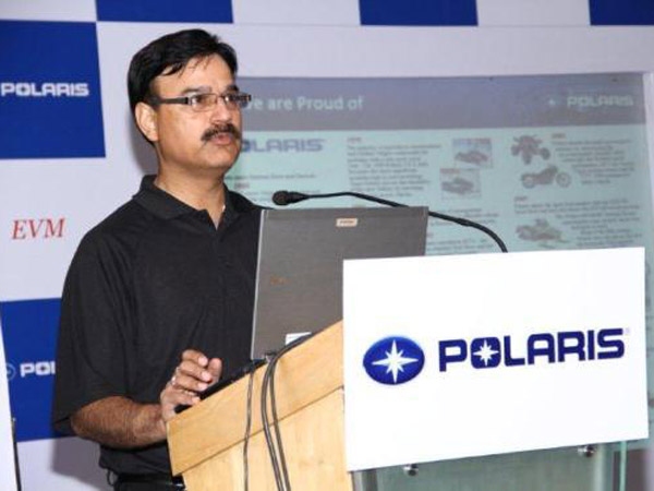 Our Target Customers Are Independent Businessmen — Pankaj Dubey, CEO, Eicher Polaris