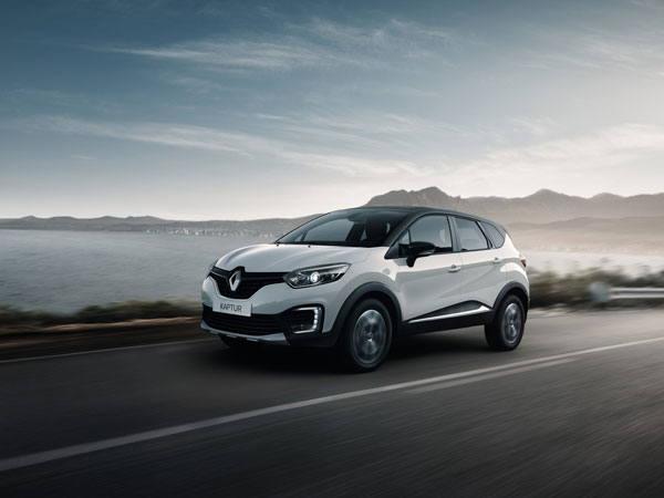 Renault Kaptur To Be Launched This Festive Season In India