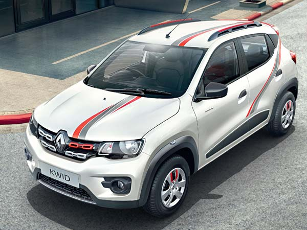 Renault Kwid 'Live For More Edition' Launched — Here Are The Details!