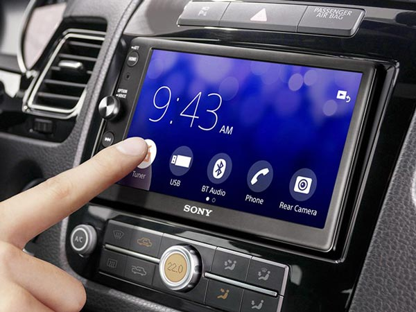 Sony India Launches XAV-AX100 With Android Auto And Apple CarPlay