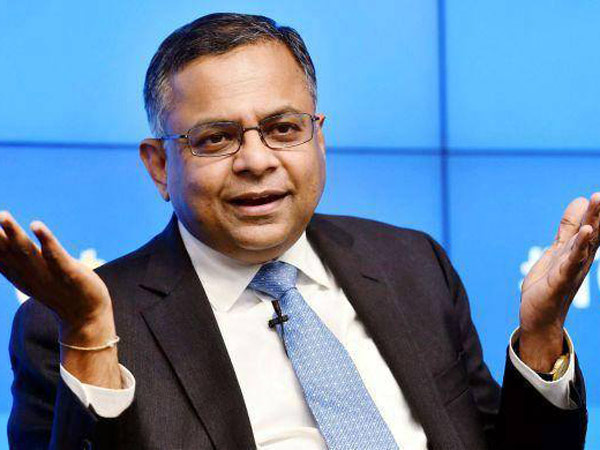 N Chandrasekaran Appointed As The Chairman Of Tata Motors
