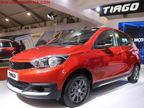 Tata Motors Showcases The Tiago Aktiv; India Launch Soon