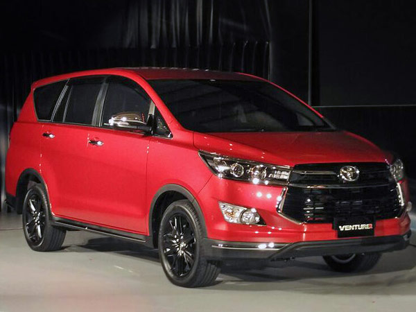 Toyota Innova Crysta Venturer Launched In Indonesia