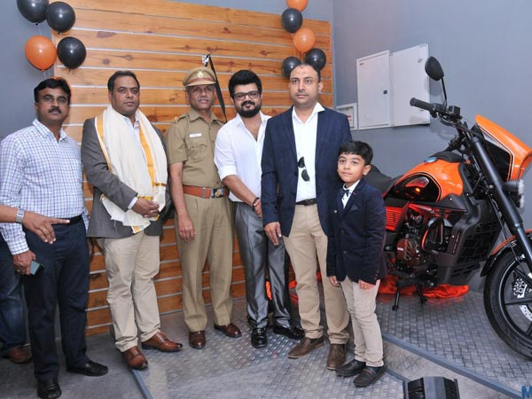 UM Motorcycles Opens Its First Dealership In God's Own Country