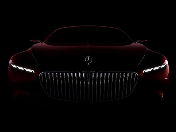 Mercedes-Maybach SUV Confirmed — Electric Powertrain On The Cards