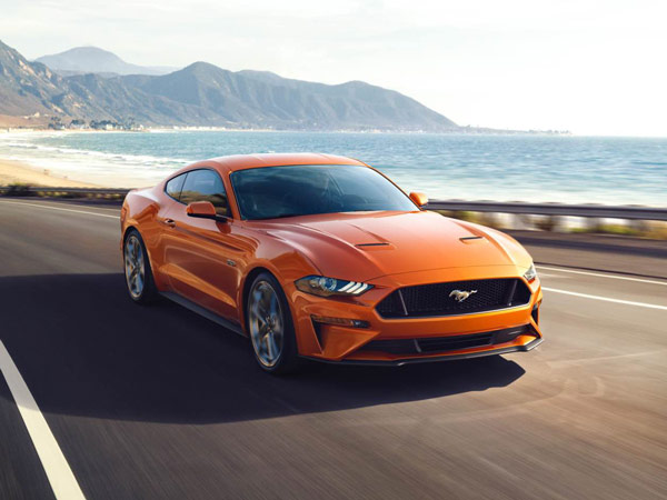 Report Ford Mustang Facelift Indian Launch In Early 2018