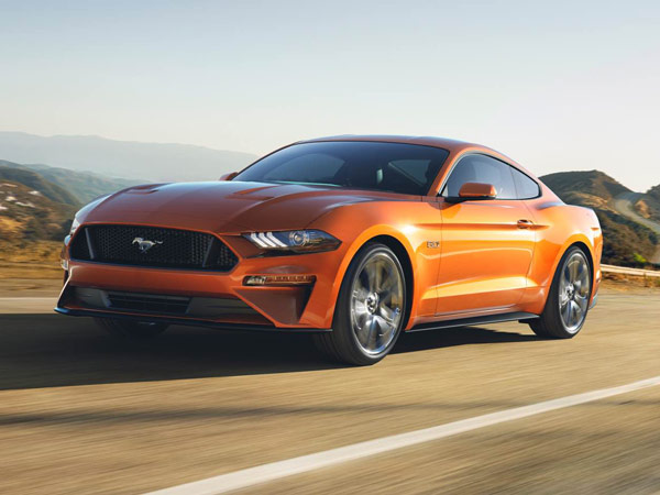 Report: Ford Mustang Facelift Launch In India In Early 2018