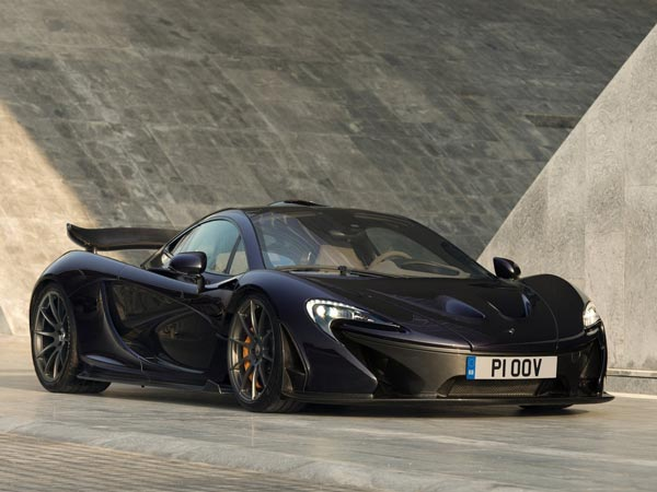 McLaren, BMW To Work Together To Develop New Engine Technology