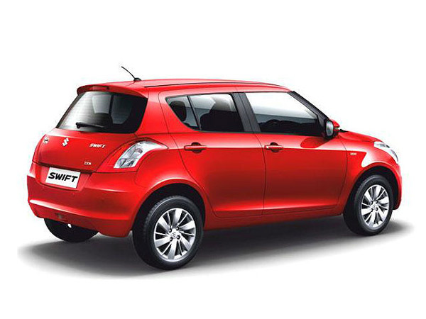 Maruti Suzuki Launches Swift DLX With Airbag; Priced At Rs 4.8 Lakhs