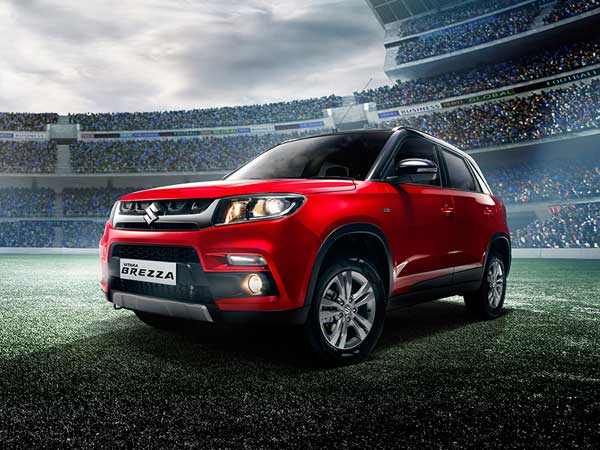 Maruti Suzuki Registers 27.1 Percent Growth In Sales In January 2017