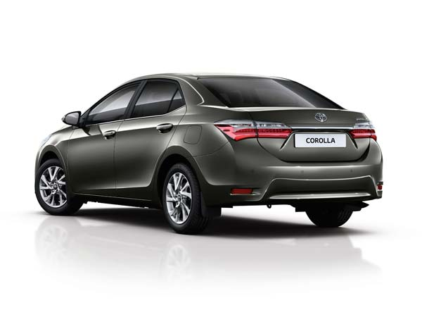 New Toyota Corolla India Launch This March?