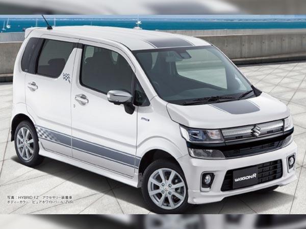 Suzuki Wagon R Front Bumper Price