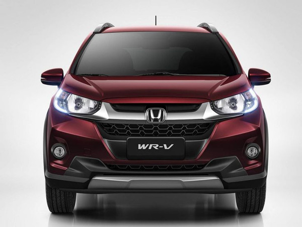 India-Bound Honda WR-V Technical Specifications Revealed