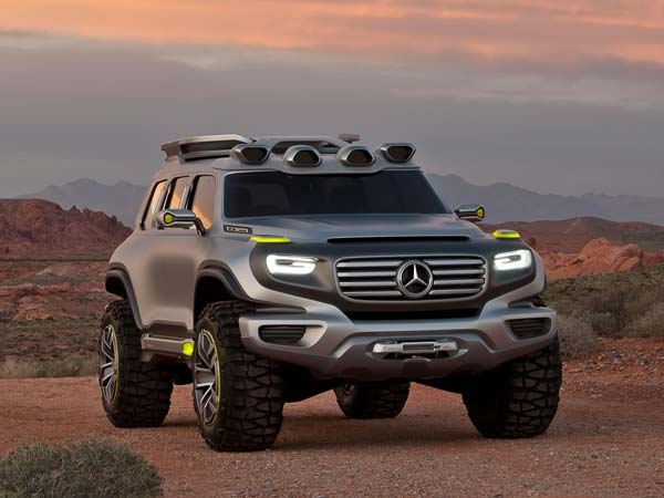 Mercedes-Benz To Unveil GLB SUV Soon; Begins Road Testing