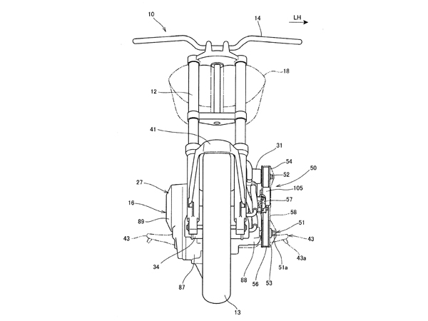 Is Honda Next In Line To Introduce A Supercharged Motorcycle?