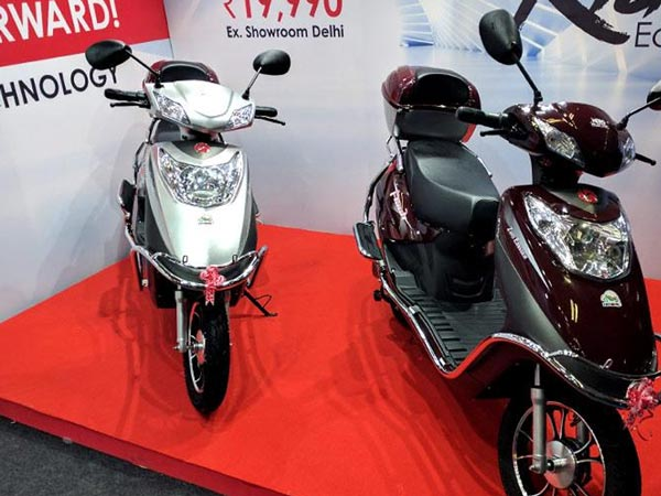 Hero Electric Launches 'Flash' In India