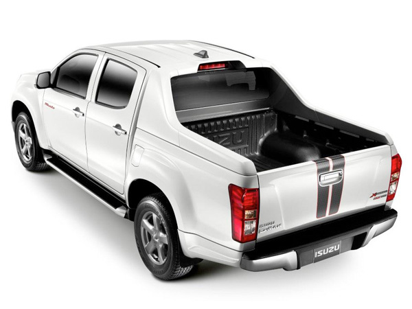 Isuzu Unveils Sportier D-Max X-Series — Is This The Pickup For You?