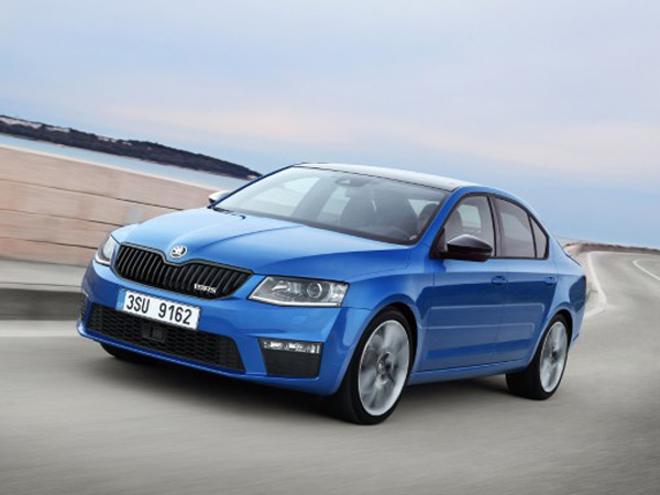 new skoda octavia rs 245 to be launched at geneva drivespark news. Black Bedroom Furniture Sets. Home Design Ideas