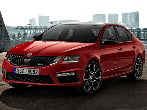 Skoda To Introduce A Powerful Version Of The Octavia RS At Geneva