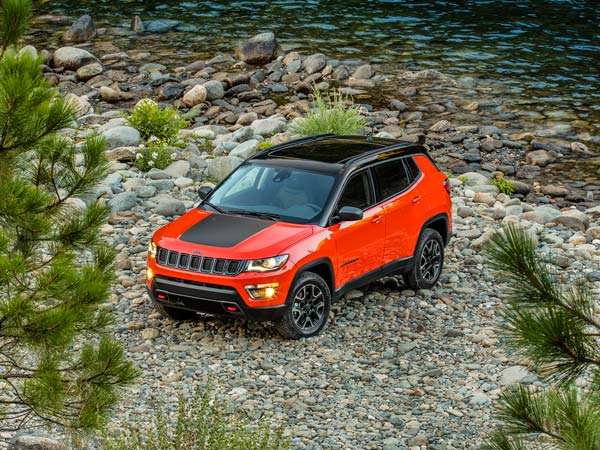 2017 Jeep Compass India Launch In August 2017
