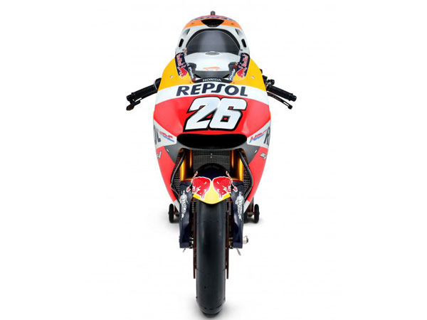 Repsol Honda Team Launches The 2017 RC213V MotoGP Challenger