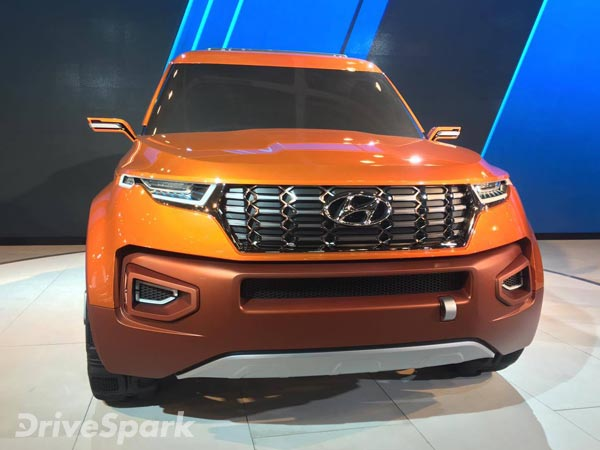 hyundai s new compact suv to be named kona drivespark news. Black Bedroom Furniture Sets. Home Design Ideas