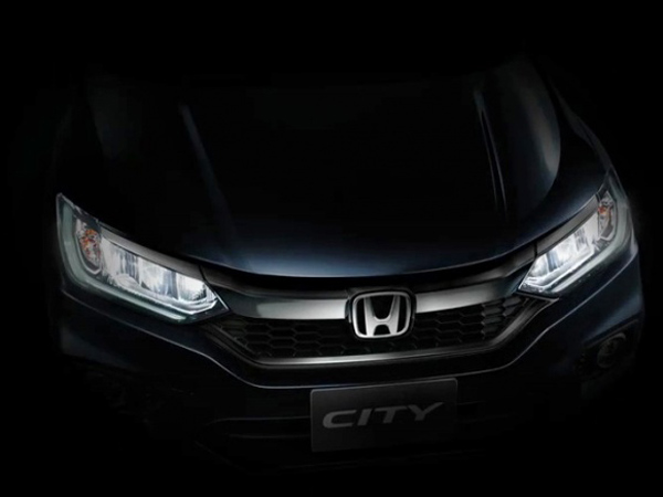 Honda Cars India Teases 2017 City Facelift In Its Website; Reveals Features