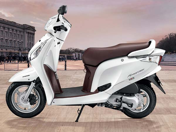 Honda Launching New Scooter With BS IV Engine