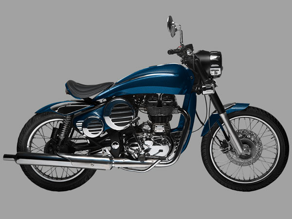 DC Design Reveals Two More Colours Custom Kits For Royal Enfield
